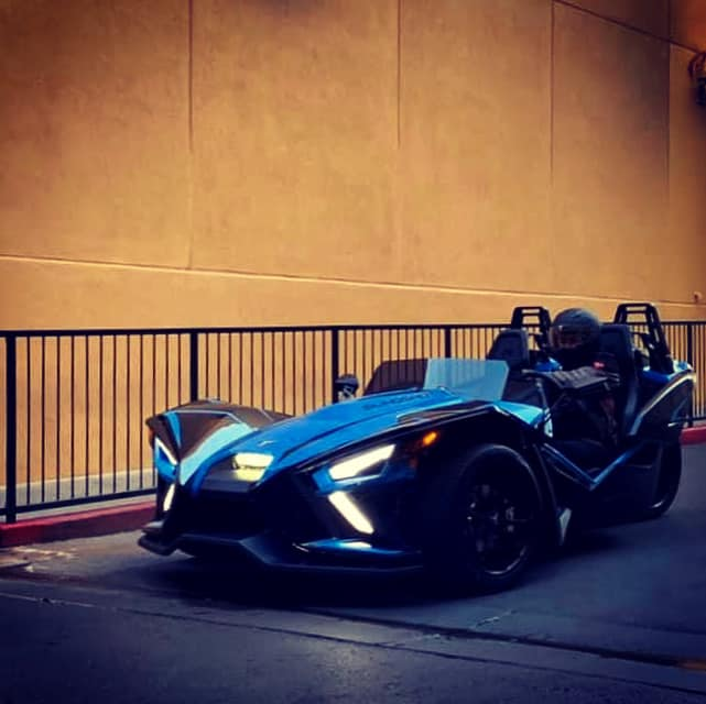 2020 Polaris Slingshot introduced with Prostar 2.0L engine