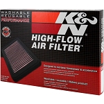 Mini K&N High Flow Panel Air Filter