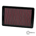 K&N High-Flow Panel Air Filter for 2.0L Solstice and Sky