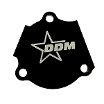 K04 Turbo Bypass Block Off Plate by DDMWorks