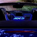 WindRestrictor® Mazda Miata ND Wind Deflector 2016+