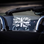 WindRestrictor® Mini Cooper Roadster 2012-2015 Wind Deflector