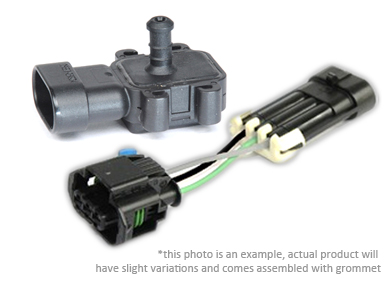 2 bar map sensor with conversion wire