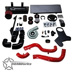 Polaris Slingshot Rotrex Supercharger Kit by DDMWorks