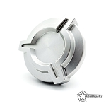 DDMWorks Billet Aluminum Gas Cap for Polaris Slingshot