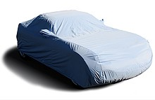 Weathershield car cover