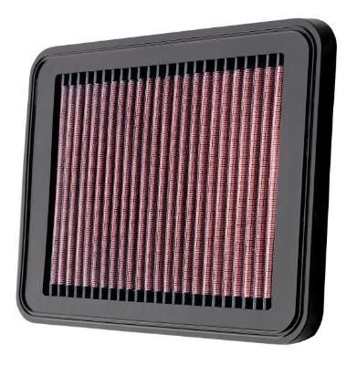 K&N High-flow Air Panel Replacement Filter