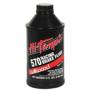 Wilwood 570 Hi-Temp Brake Fluid