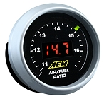 AEM Digital Wideband Air/Fuel Gauge - Gasoline