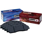 Hawk Brake pads for Mazda 2