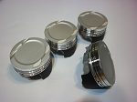 Solstice/Sky Wiseco Forged Piston Kit, 2.4L LE5