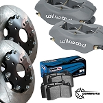 DDMWorks Front Big Brake Kit for Solstice / Sky