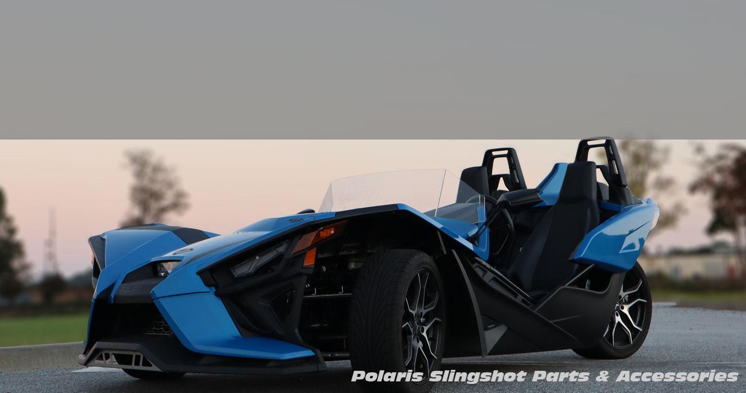 Only the BEST Polaris Slingshot Parts!
