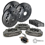 DDMWorks Big Brake Kit for Polaris Slingshot