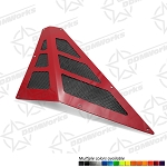 Polaris Slingshot Side Hood Vents
