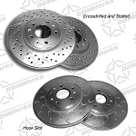 DDMWorks Performance Rotors for Solstice / Sky