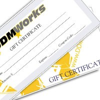 Rewards Program, Gift Certificate $50