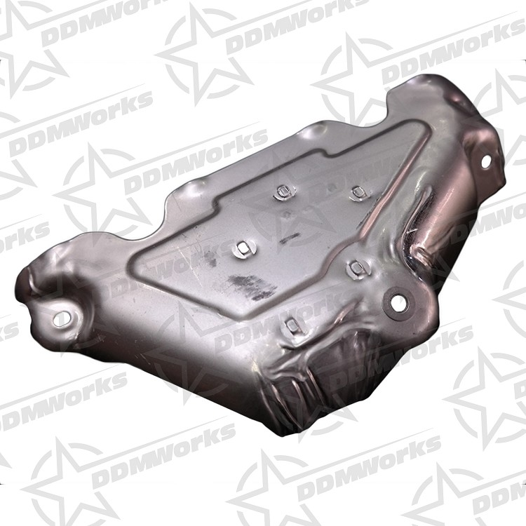 GM Exhaust Manifold Heat Shield